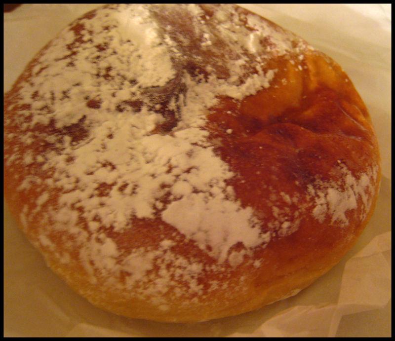 Sicilian donuts
