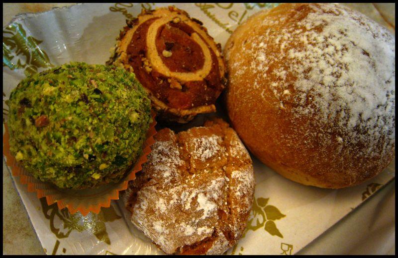 Ortigia sweets