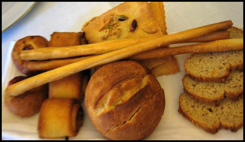Duomo breads