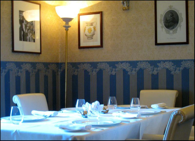 Duomo dining room