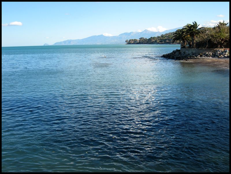 Trabia coast