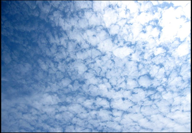 Provencal sky