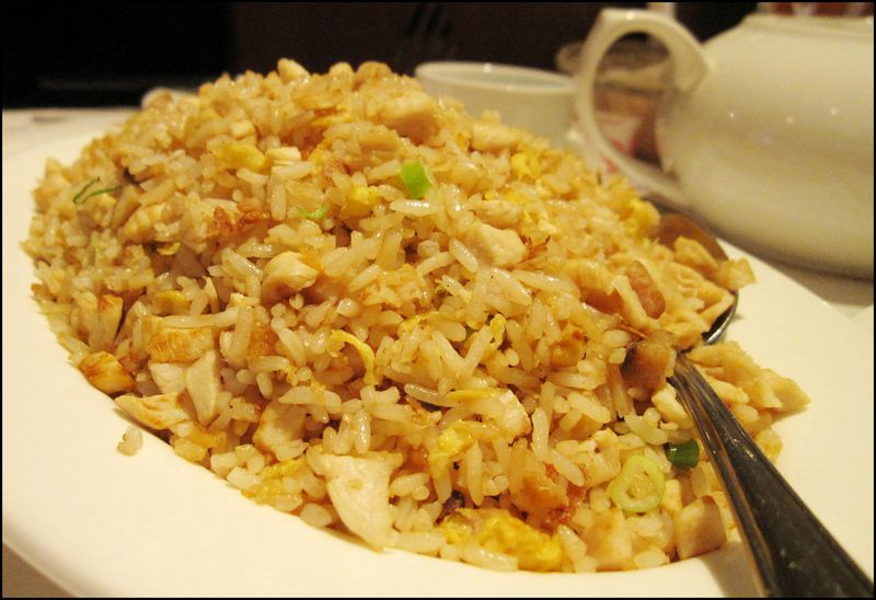Fried rice in inverness