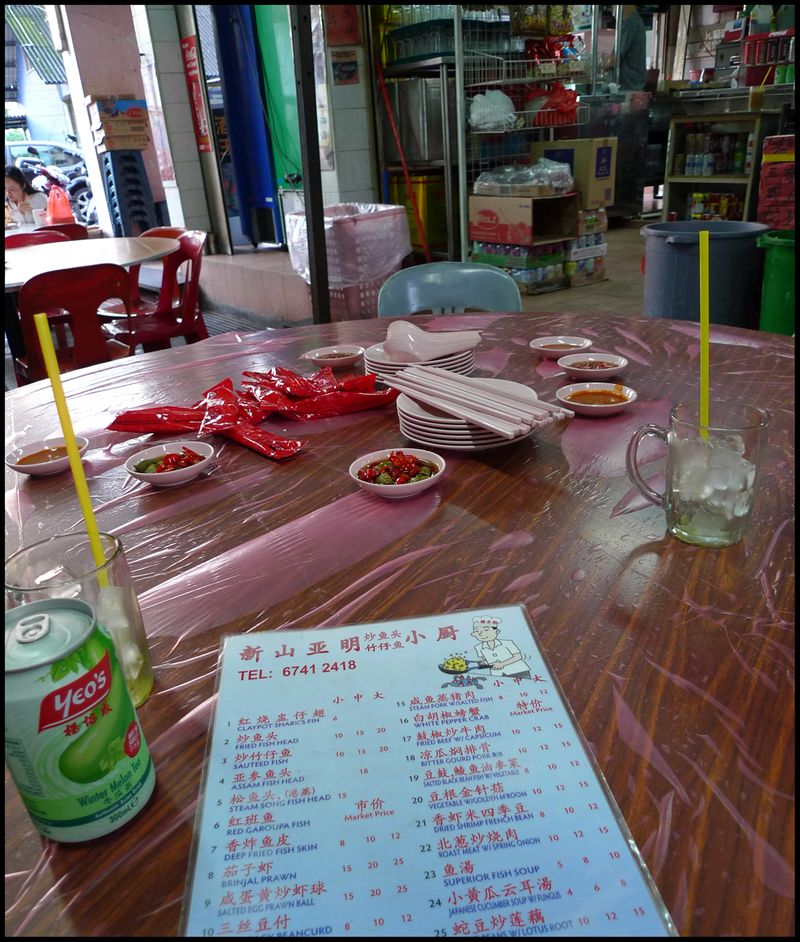 Jb ah meng table