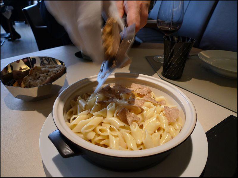 39v w truffe pasta