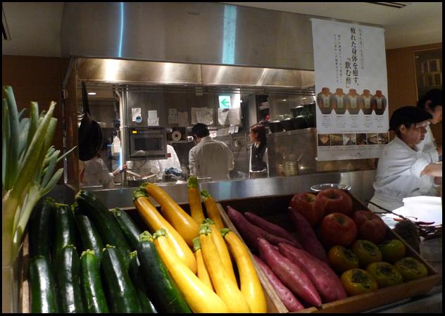 Yasaiyamei kitchen