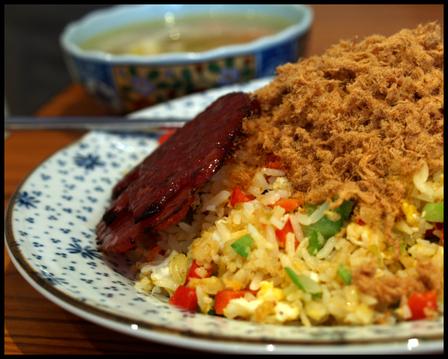 Fried_rice_bak_kwa_bak_hu_2