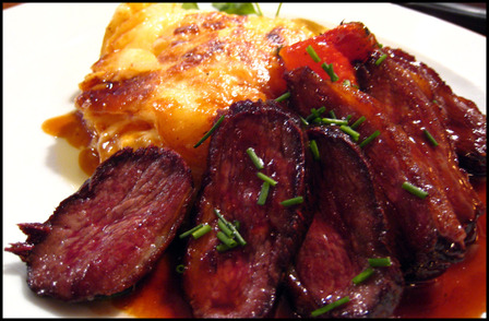Oscars_grilled_duck
