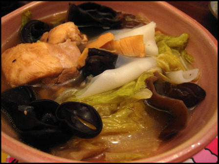 Ginger_chicken_soup_w_kway_chap