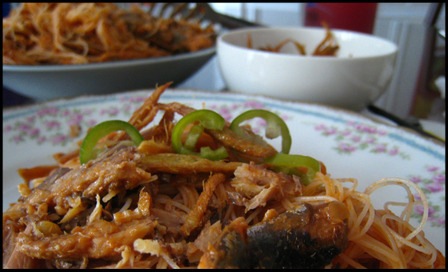 Sardine_beehoon_with_ginger