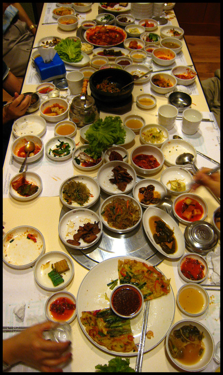 Daorae_dinner