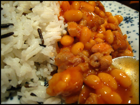 Baked_beans_pork_w_rice