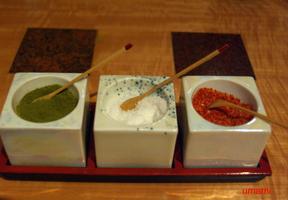 Condiments_tenshin