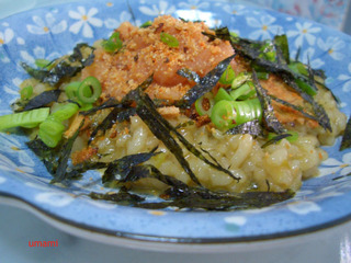 Mentaiko_risotto